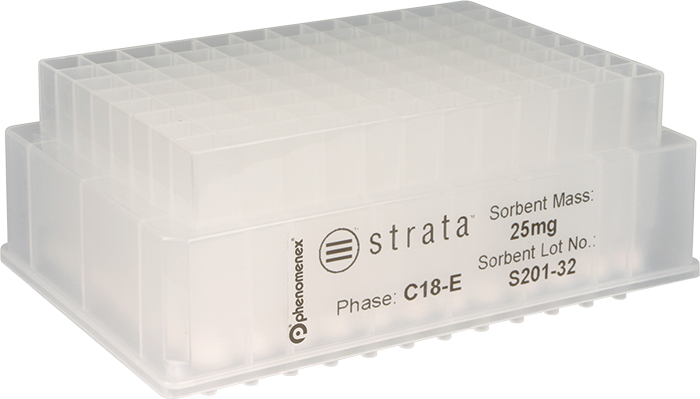 Strata Solid Phase Extraction