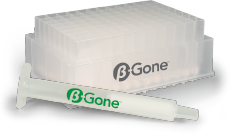Beta-Gone β-Glucuronidase Removal Products Tube and 96-Well Plate